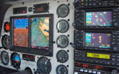 garmin g600, g500 installations norcal, sacramento, retrofits at woodland aviation in davis
