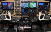 garmin g1000, g600 for beechcraft king air, baron, bonanza glass panel, retrofits