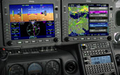preferred installation facility for avidyne r9, entegra, retrofits for glass panel cirrus